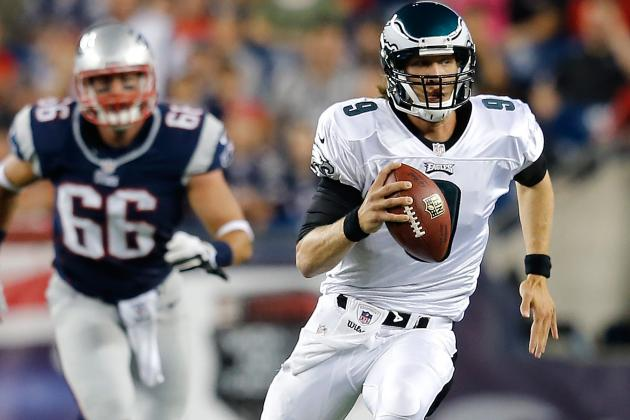 Is Nick Foles the Future for Eagles? History Suggests Otherwise