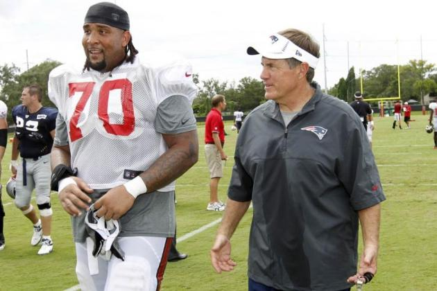 Bashful Buccaneer: Gerald McCoy Afraid to Make Eye Contact with Bill Belichick?