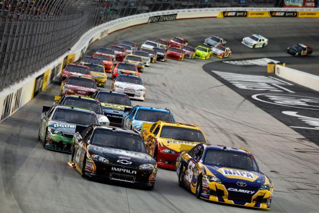 Irwin Tools Night Race 2012: Start Time, Lineup, TV Schedule and More