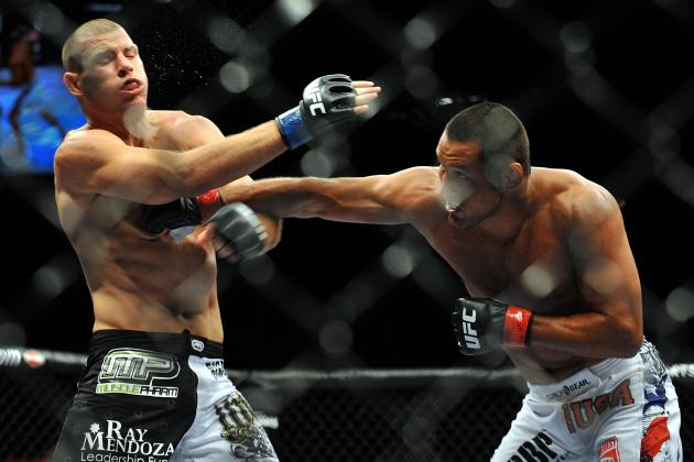 UFC 151: Is Dan Henderson Hiding a Training Injury?