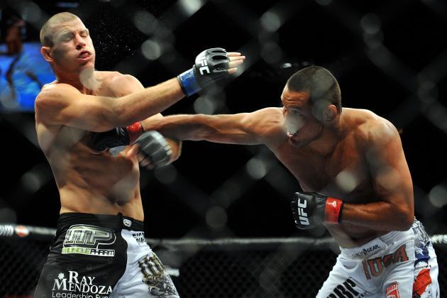 UFC 151: Is Dan Henderson Hiding a Training Injury?