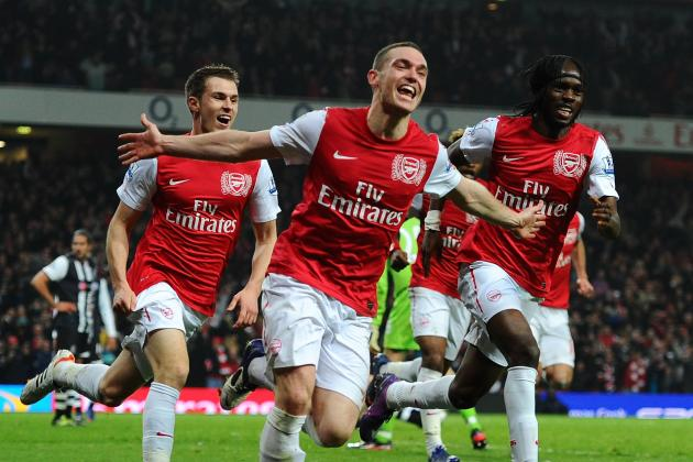Arsenal's Greatest Strength This Season: Offense, Midfield or Defense?
