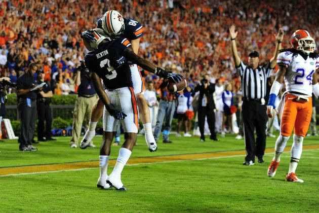 Auburn Football: DeAngelo Benton Suspension Is Nothing to Worry About