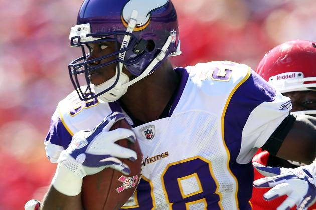 Adrian Peterson Is Back, but Should Vikings Fans Still Be Concerned?