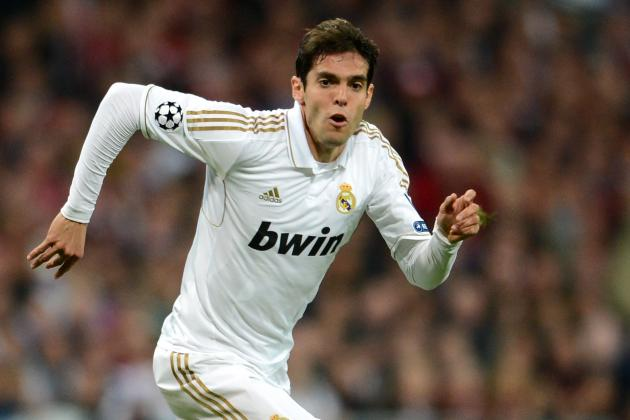 Kaka: Best Option for Real Madrid Star Is to Make a Transfer to Premier League