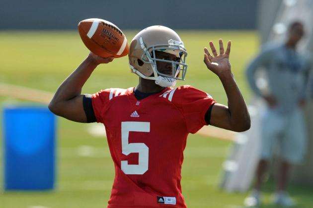 Notre Dame Reportedly Will Announce Everett Golson as Starting QB