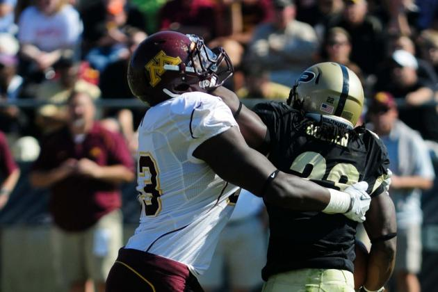 Gophers Defense Focusing on QB Sacks