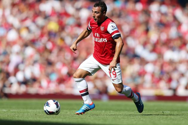 Santi Cazorla Ready to Thrive in Cesc Fabregas' Role for Arsenal