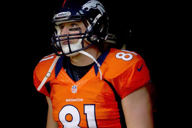 Denver Broncos: Why Denver Will Flourish with a Two Tight End Set
