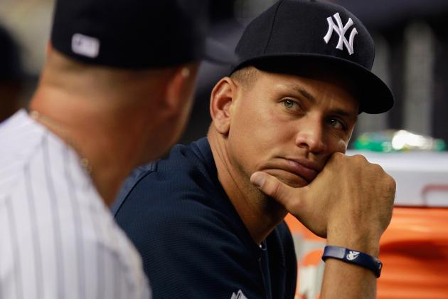Alex Rodriguez: New York Yankees Slugger Voted Phoniest MLB Player by His Peers