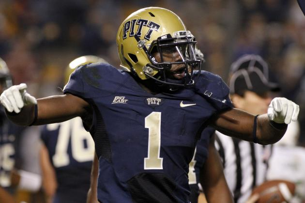 Ray Graham: Pittsburgh Panthers RB Should Not Be Rushed Back
