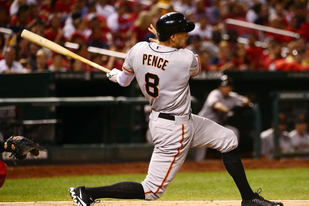 San Francisco Giants: Punchless Hacker Hunter Pence Lacks Discipline