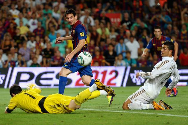 Spanish Super Cup 2012: Why Barca Will Best Madrid in First Matchup of Season