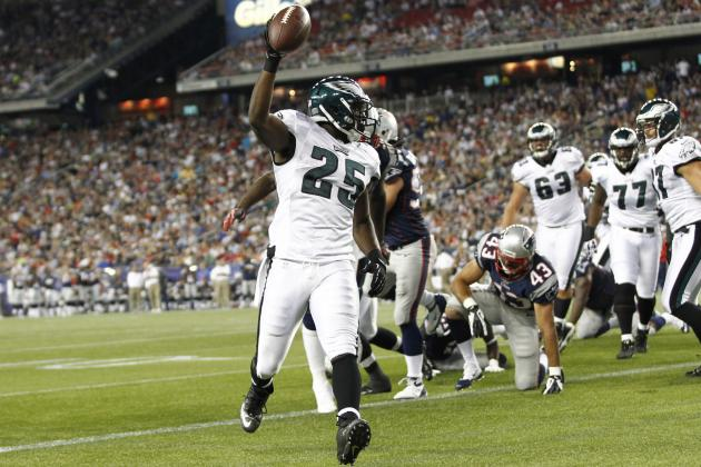 1st-Round Mock Draft Results: 2012 Fantasy Football Strategy, Standard Leagues