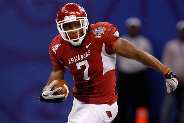 SEC Football Q&A: Can Knile Davis Stay Healthy and Return to 2010 Form?