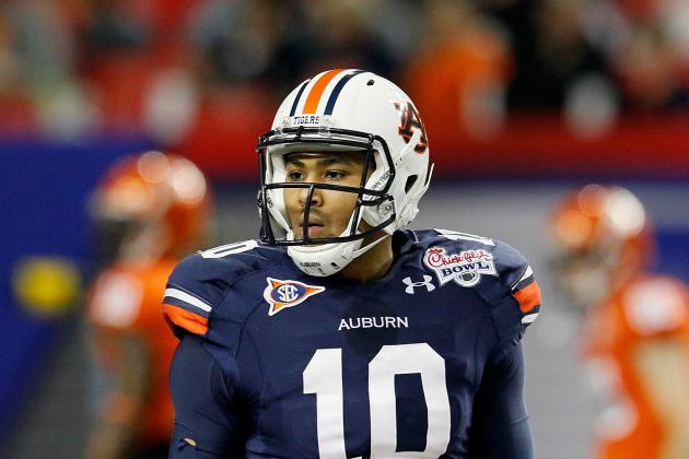 Auburn Head Coach Gene Chizik Says Kiehl Frazier Will Be Starting QB