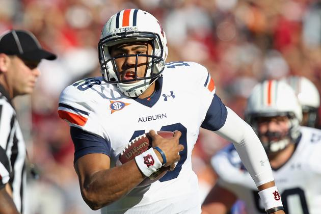Auburn Football: Kiehl Frazier Has the Tools to Lead AU Back to SEC Prominence