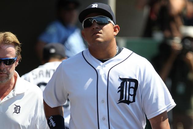 Detroit Tigers: Miguel Cabrera Ankle Injury Shouldnt Concern Fans