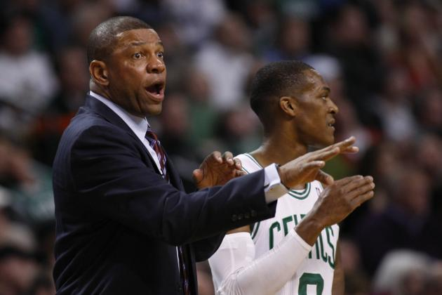 Boston Celtics Doc Rivers' New Order: Rajon Rondo and the 'Big Three' Rebuild