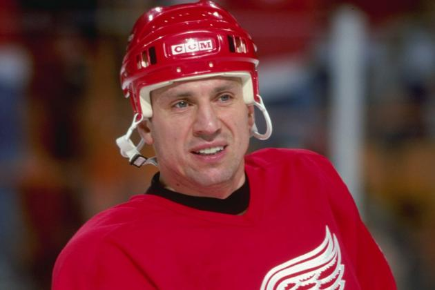 Wings Add Petr Klima, Three Other Forwards to Alumni Game Roster