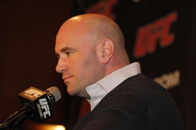 Dana White Rips Greg Jackson, Calls Him a 'Sport Killer'
