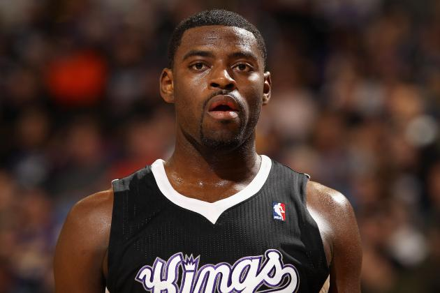 What Should the Sacramento Kings Do with Tyreke Evans?