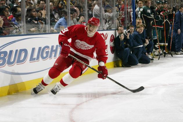 Ex-Wings Star Sergei Fedorov Would Like to Play Hockey, but Has 'Moved On