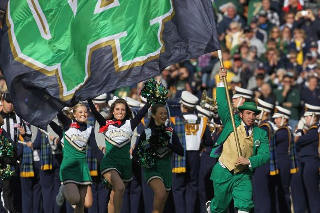Notre Dame Football: Why the Irish Are a Lock for BCS Bowl This Season