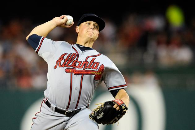 Kris Medlen Dominant Again for Atlanta Braves, Should Start Wild-Card Playoff