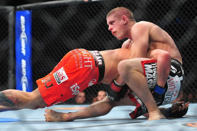UFC 151: Joe Lauzon Explains What Cancellation Means to Undercard Fighters