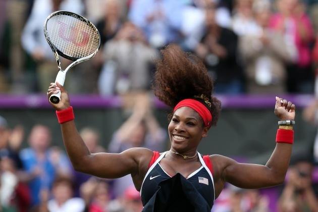 Serena Williams: 4th US Open Title Would Cap off Great 2012 Campaign