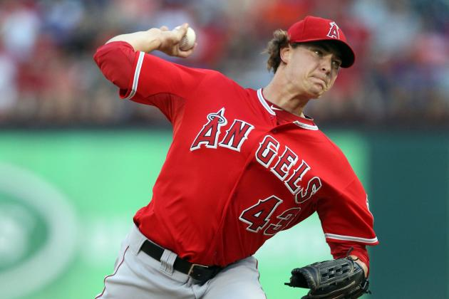 Richards Joins 'Pen as Halos Put Bourjos on DL
