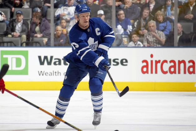 Leafs Add Four Hall of Famers to Alumni Showdown