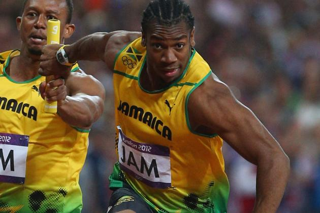 Yohan Blake Runs 9.69 in 100 Meters at Lausanne