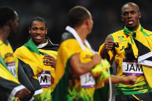 Blake and Bolt Star in Lausanne