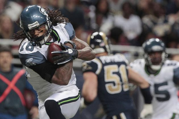 What Return of Sidney Rice Means for Russell Wilson and Seattle Seahawks