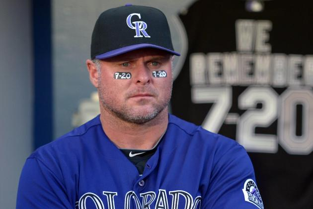 Tulo, Giambi Begin Rehab Assignments Friday