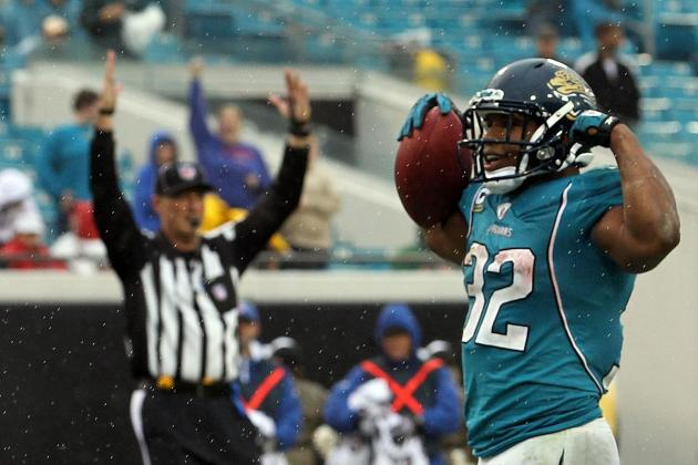 Could Maurice Jones-Drew Possibly End Up with the New York Jets?