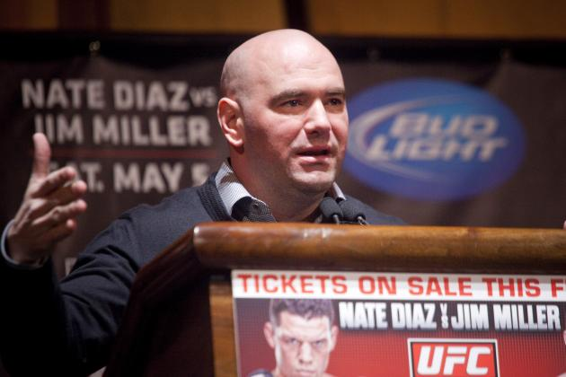 UFC 151 Cancellation Proves the UFC Needs to Run Fewer Events