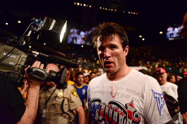 UFC 151: Chael Sonnen Gave 30-Minute Window to Fight Jon Jones for Free