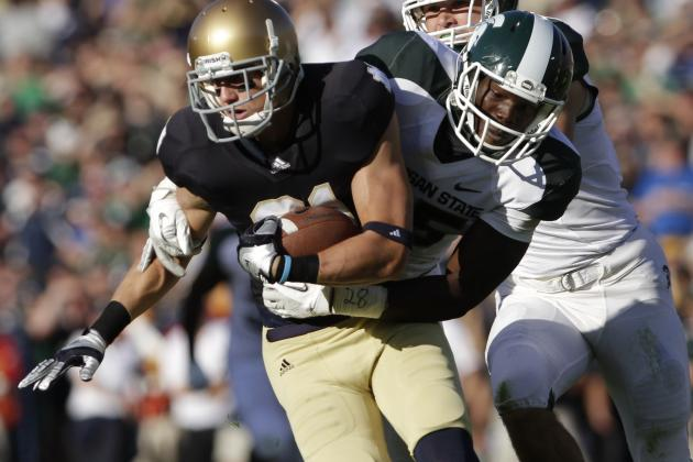 Notre Dame Football: Breaking Down the Irish Receiving Corps