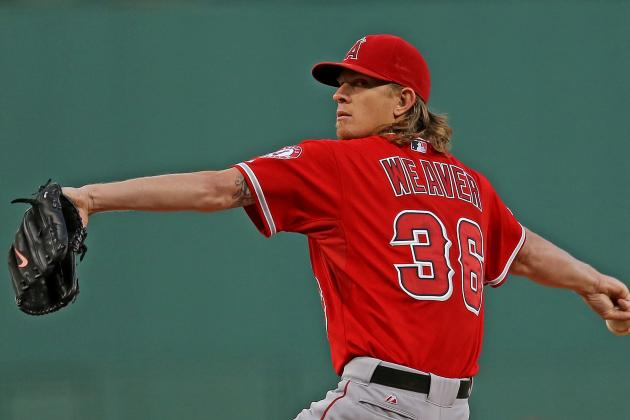 Jered Weaver and the Race for the 2012 Cy Young