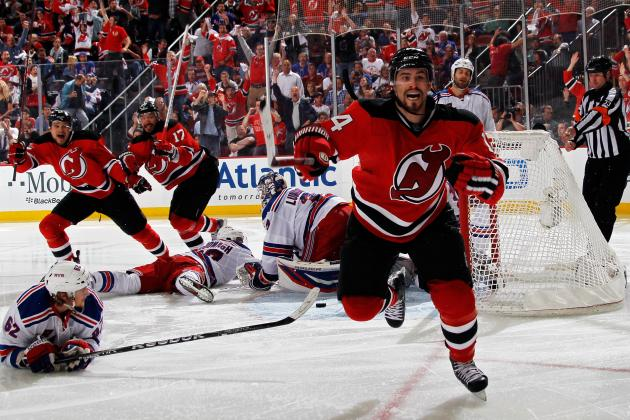 2012-13 New Jersey Devils Look for More Despite Loss of Captain Parise