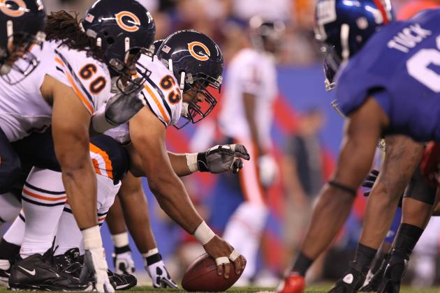 5 Things to Watch in the Chicago Bears Game Against the New York Giants