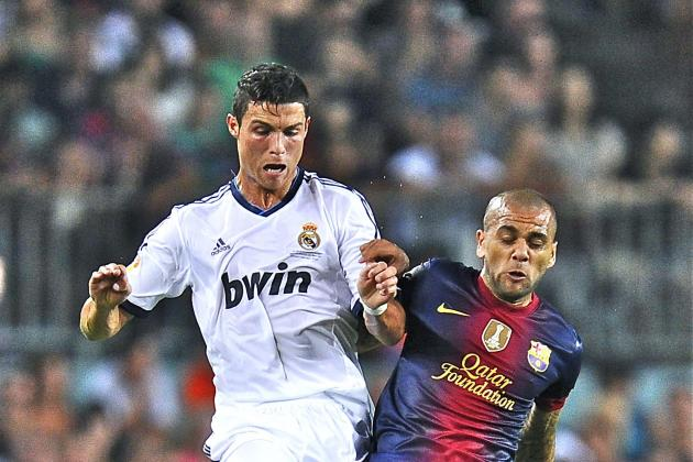 Barcelona vs. Real Madrid: Score, Highlights and Grades