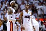 Wade: Tough for LeBron to Top MJ