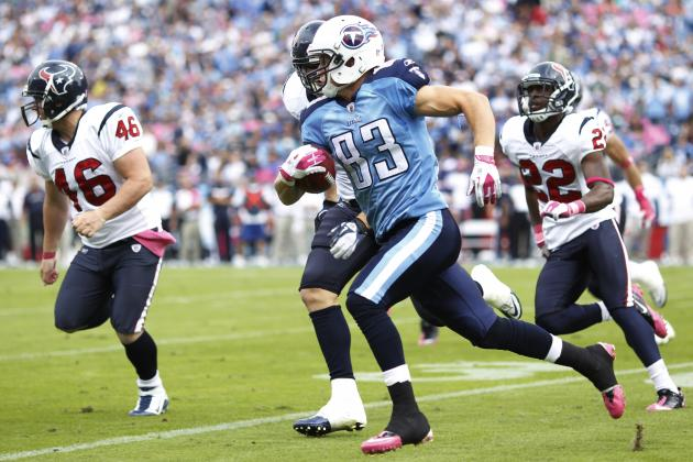 Titans vs. Cardinals: Marc Mariani Suffers Nasty Injury in 1st Quarter