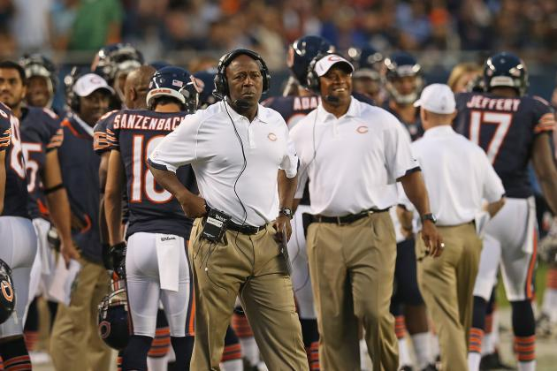 Lovie Smith's Ego May Have Cost the Chicago Bears a Shot at the Super Bowl