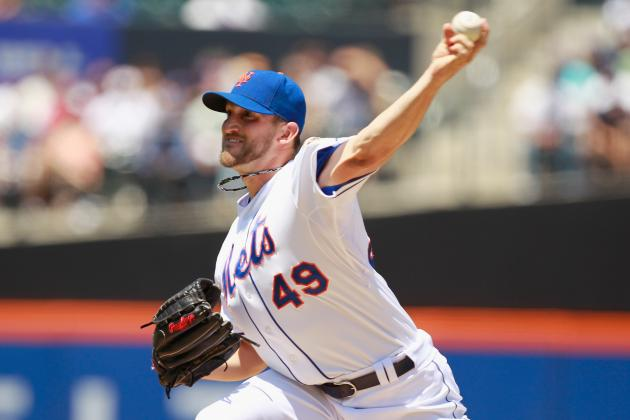 Jonathon Niese: The Key New York Met to Watch This September