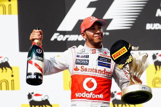 Formula 1 Midseason Report: Lewis Hamilton
